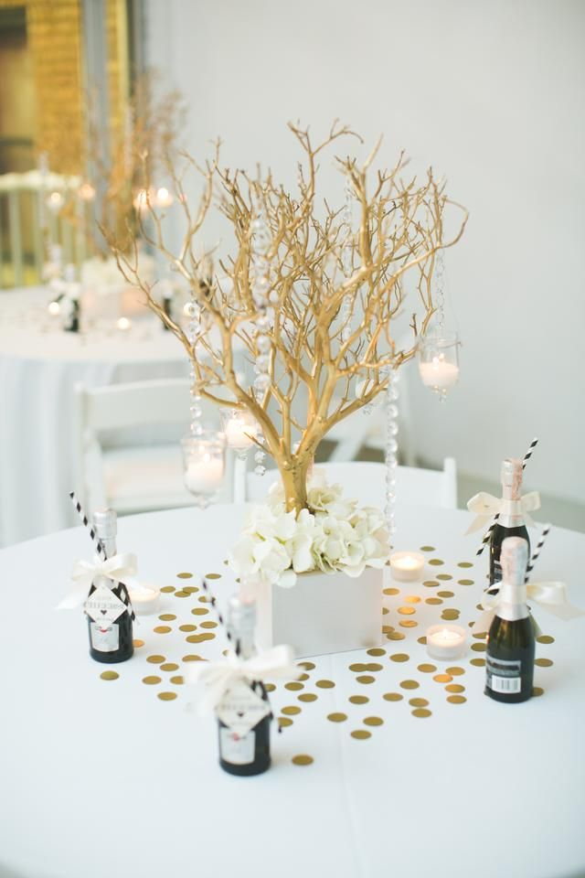 Branches Centerpieces For Weddings