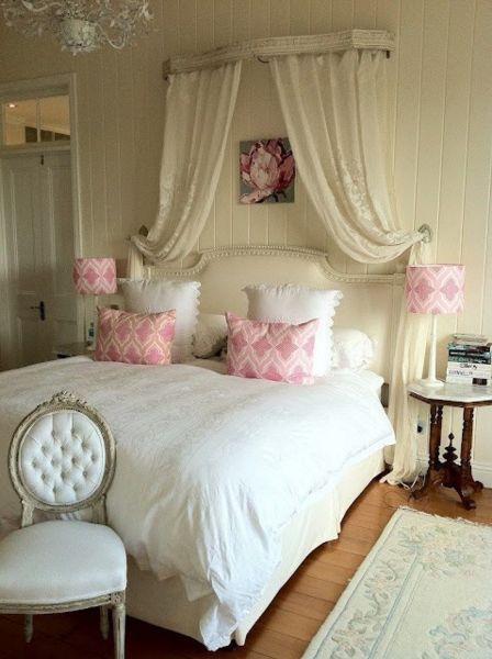 feminine adult bedroom pink ComfyDwelling.com » Blog Archive » 55 Adorable Feminine Bedroom Decor Ideas | Home design