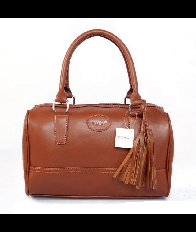 Coach Legacy Haley Medium Brown Satchels ADG Is Widely Used By More And More Peo