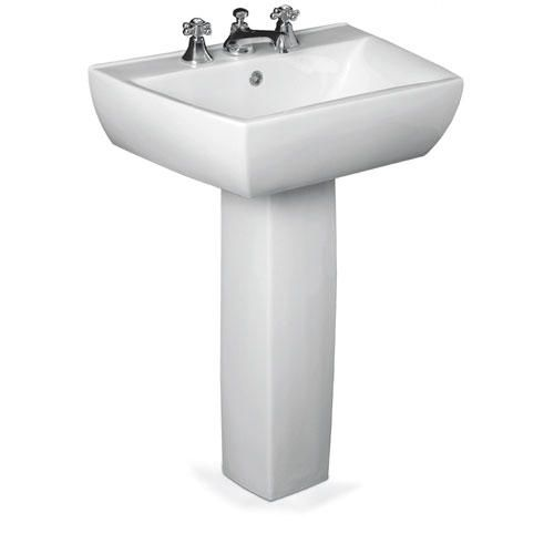 For the Master 12 bath 135 Mansfield Potenza Pedestal