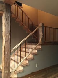 1000+ ideas about Wrought Iron Banister on Pinterest