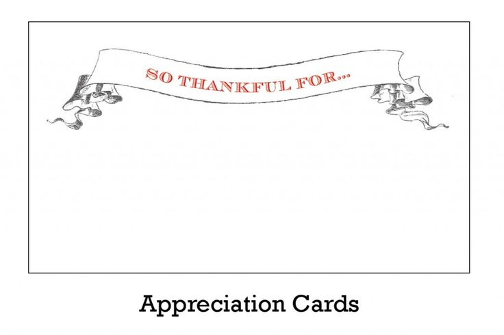 1000+ ideas about Appreciation Cards on Pinterest