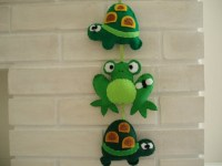 20 best images about Felt Ornies - Frogs on Pinterest ...