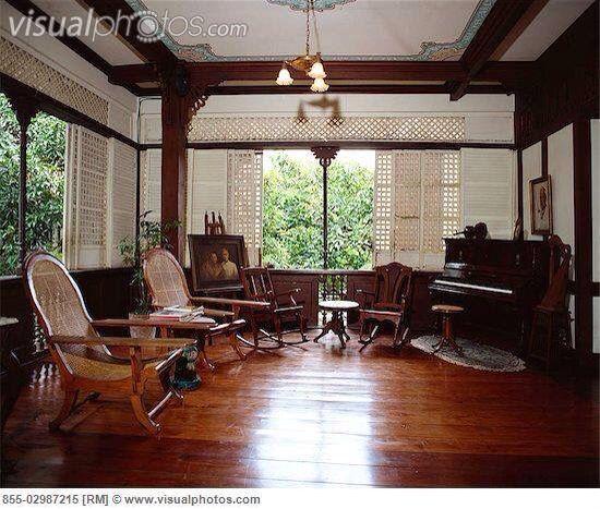Philippine Ancestral House Architectureinterior Design