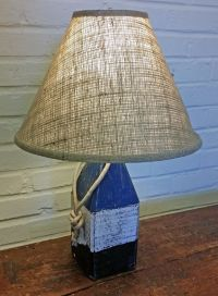17 Best images about Nautical Lamps, Lighting, Lamp shades ...