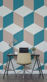 Best 25+ Geometric Wall ideas only on Pinterest | The wall ...