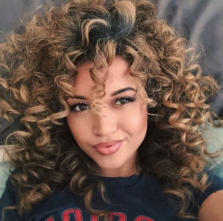 25 Best Ideas About Super Curly Hair On Pinterest Straw Curls