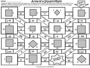 182 best Math: Area images on Pinterest