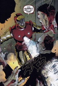 Iron Man vs. zombies | Zombie Geek! | Pinterest | Iron man ...