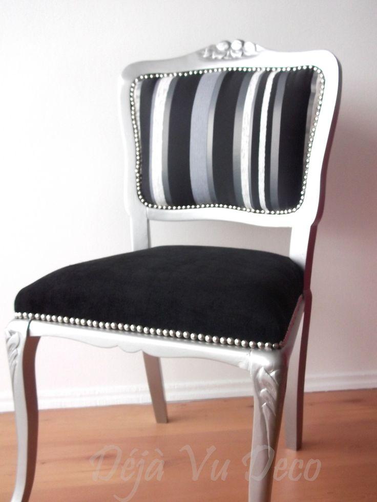 chair design bd bag high silla luis xv restaurada | sillas pinterest