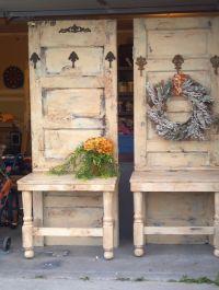 Repurposed Doors & Repurposed Doors Project - Turn Old ...