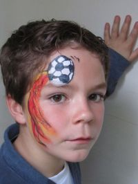face painting for kids | Children's face painting gallery ...