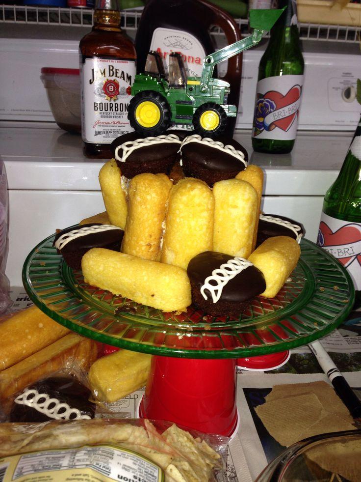 White Trash Wedding Cake With Twinkies Redneck Wedding