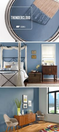 17 Best images about Blue Rooms on Pinterest | Diy living ...