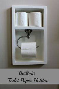25+ best ideas about Toilet roll holder on Pinterest ...