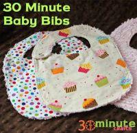 25+ best Baby Bibs Patterns ideas on Pinterest