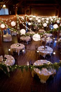 25+ best ideas about Barn Wedding Lighting on Pinterest