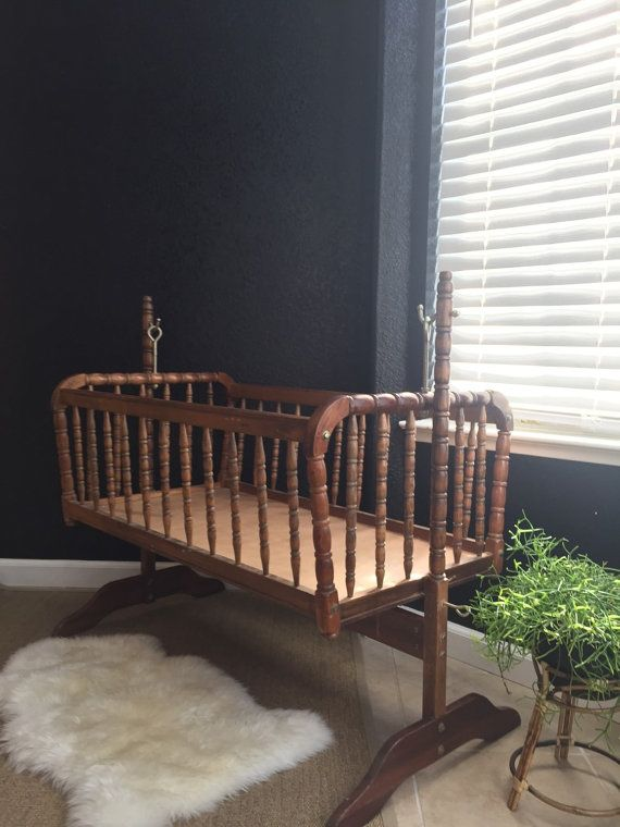 Jenny Lind Wooden High Chair