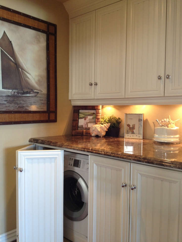 design ideas for small kitchens virtual kitchen 25+ best about hidden laundry rooms on pinterest ...