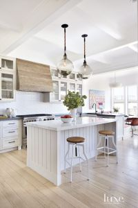 Contemporary White Kitchen | Kitchens | Pinterest | Ranges ...