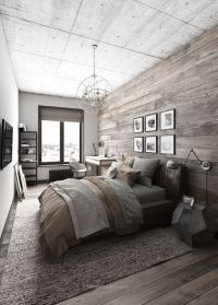 25+ best ideas about Modern rustic bedrooms on Pinterest