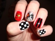 ideas chevy nails