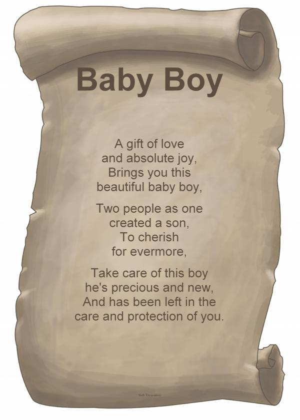 I Love My Baby Boy Quotes