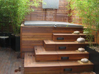 25 Best Ideas About Hot Tub Garden On Pinterest Hot Tubs Hot