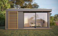 UK Garden Pods & Outdoor Office Building Designed By Pod