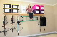 25+ best ideas about Overhead garage storage on Pinterest ...