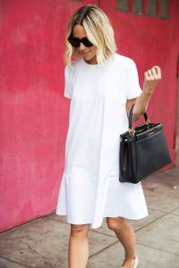 25+ best ideas about White Dress Casual on Pinterest ...