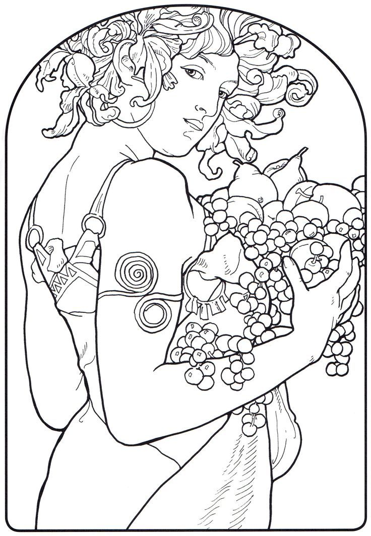 355 best images about more pages to color on Pinterest