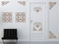 17 Best images about Baroque Wall Decals on Pinterest