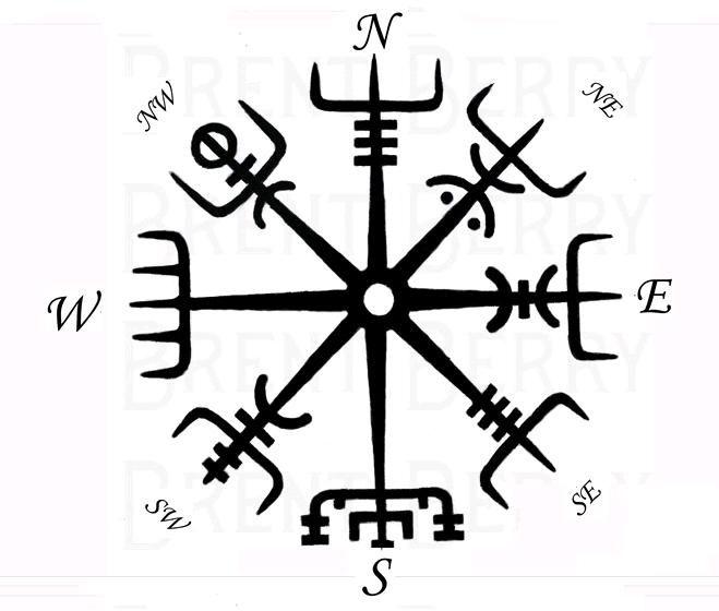 De 25+ bedste idéer inden for Norse symbols på Pinterest