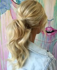 Best 25+ Formal Ponytail ideas on Pinterest | Wedding ...