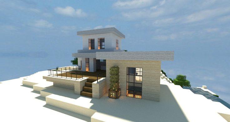 Minecraft Desert Homes Modern Desert House 2 Minecraft Project MINECRAFT Pinterest