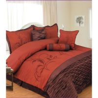 Best 28+ - Orange And Brown Comforter Sets - brown and ...