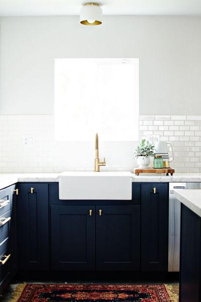navy blue painted kitchen cabinets 1000+ ideas about Navy Blue Kitchens on Pinterest | Blue Kitchen Island, Blue Kitchen Cabinets