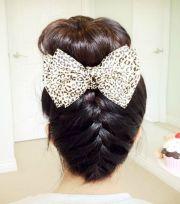 ways wear inverted braid