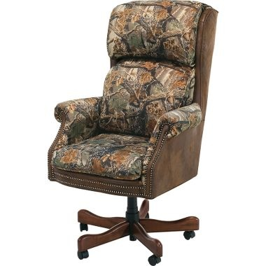 Cabelas CEO Seclusion Office Chair at Cabelas  For the