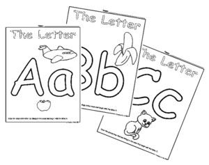 1000+ images about Preschool: Letters, Writing and Reading