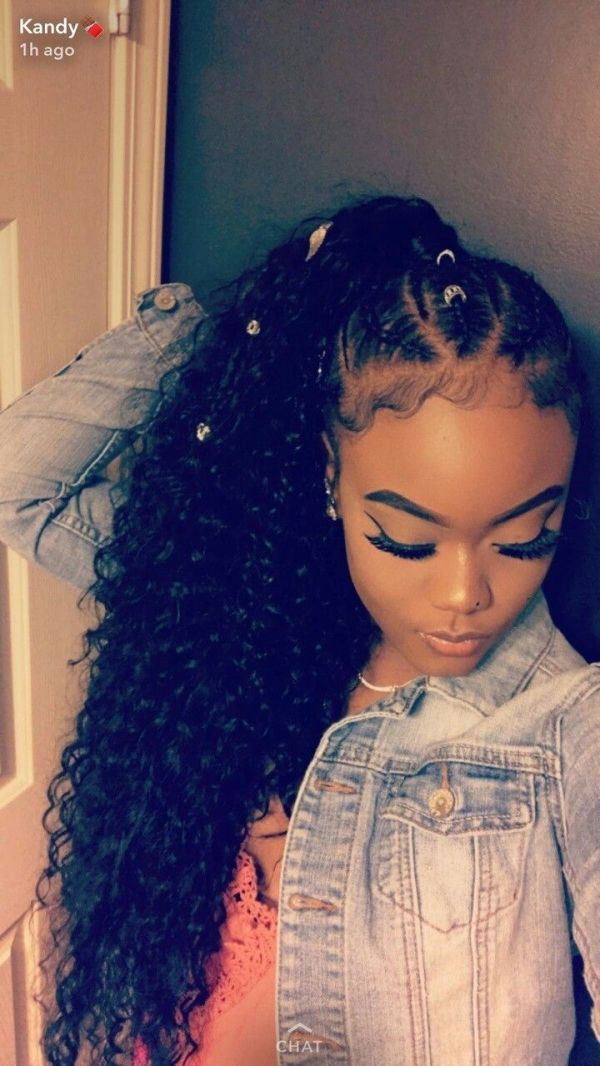 30 Pretty Weave Hairstyles For Black Women Hairstyles