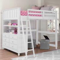 Best 25+ Girl Loft Beds ideas only on Pinterest   Loft bed ...