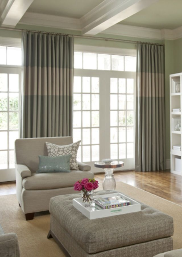 window treatments ideas large windows living room design 2018 52 best images about ethan allen towson - custom ...