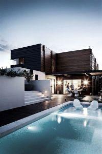 25+ best ideas about Modern Houses on Pinterest | Luxury ...