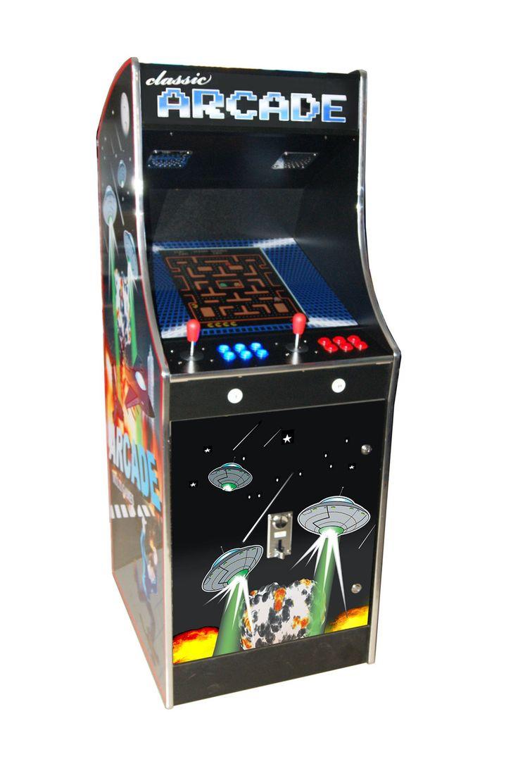 Cosmic II 60 In 1 Multi Game Arcade Machine Ls Bedroom Pinterest Arcade Games Cabinets