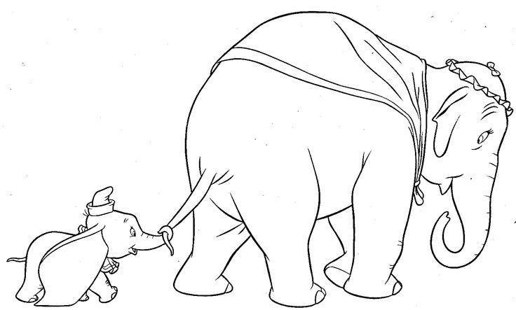 56 best images about Dumbo the elephant on Pinterest