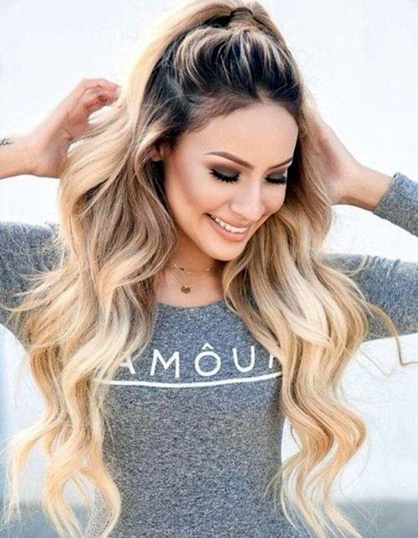 25 Best Ideas About Women's Long Hairstyles On Pinterest Long