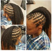 ideas dreads styles