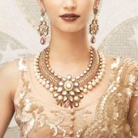 306 best images about Indian Wedding Necklaces on ...